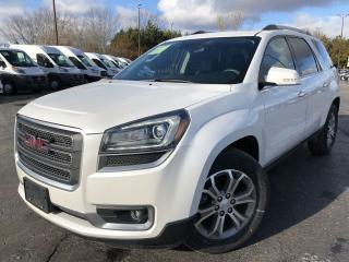 Used 2016 GMC Acadia SLT-1 AWD for sale in Cayuga, ON
