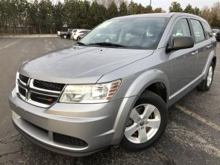 Used 2015 Dodge JOURNEY SE 2WD for sale in Cayuga, ON
