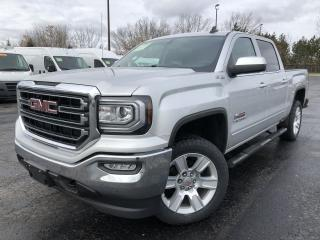 Used 2017 GMC Sierra 1500 SLE Z71 Crew 4X4 for sale in Cayuga, ON