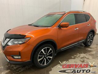 Used 2017 Nissan Rogue SL Platinum AWD GPS Cuir Toit Panoramique MAGS *Bas Kilométrage* for sale in Trois-Rivières, QC