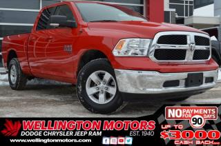 Used 2019 RAM 1500 Classic SLT w/ LUXURY GROUP & 6 FT BOX !! for sale in Guelph, ON