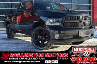 Used 2018 RAM 1500 Night Special Edition ---> Premium Sound Group !! for sale in Guelph, ON