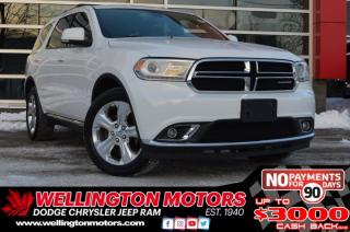 Used 2015 Dodge Durango Limited | 4WD | Dealer Cert. | DVD !!! for sale in Guelph, ON