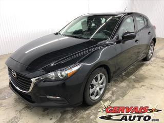 Used 2017 Mazda MAZDA3 GX SPORT CAMÉRA DE RECUL BLUETOOTH for sale in Shawinigan, QC