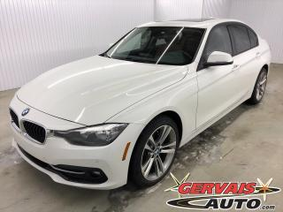 Used 2016 BMW 3 Series 320i xDrive Sport Cuir Toit Ouvrant MAGS Sport Line for sale in Shawinigan, QC