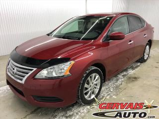 Used 2015 Nissan Sentra SV MAGS CAMÉRA SIÈGES CHAUFFANTS BLUETOOTH for sale in Shawinigan, QC