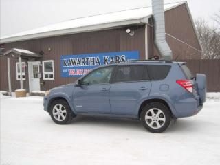 Used 2010 Toyota RAV4 I4  Limited for sale in Fenelon Falls, ON