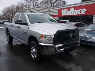Used 2016 RAM 2500 Crew Cab 4x4 Short Box with Cummins Diesel for sale in Ottawa, ON