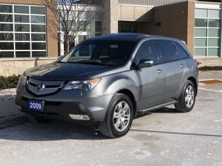 Used 2009 Acura MDX Tech pkg for sale in Brampton, ON