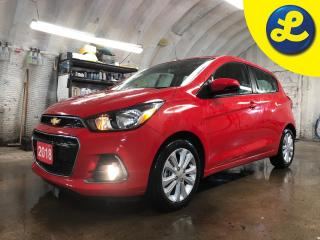 Used 2018 Chevrolet Spark LT * On star * My link audio with 7 colour touch screen * Rear vision camera * apple CarPlay/android * for sale in Cambridge, ON