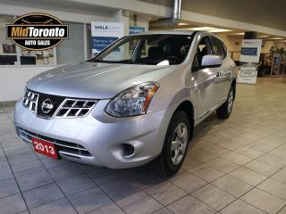Used 2013 Nissan Rogue S | One Owner | Drives Great | Amazing Condition | LOW KM for sale in North York, ON