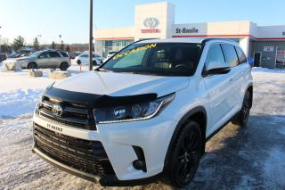 Used 2019 Toyota Highlander SE CUIR TOIT MAGS SIEGES CHAUFFANTS for sale in St-Basile-le-Grand, QC
