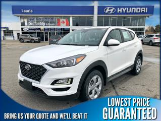 New 2020 Hyundai Tucson 2.0L FWD Essential Auto for sale in Port Hope, ON
