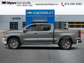 New 2020 Chevrolet Silverado 1500 LT  - Diesel Engine for sale in Kemptville, ON