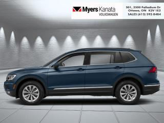 Used 2020 Volkswagen Tiguan Highline for sale in Kanata, ON