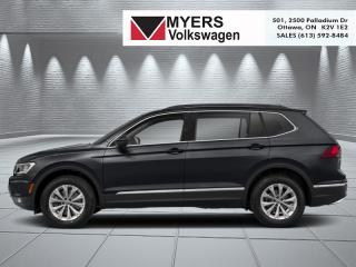 New 2020 Volkswagen Tiguan IQ DRIVE for sale in Kanata, ON