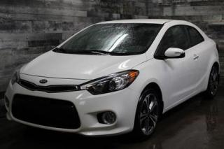 Used 2014 Kia Forte Koup MANUELLE, SIÈGE CHAUFFANT, BLUETOOHT, MAGS for sale in St-Sulpice, QC