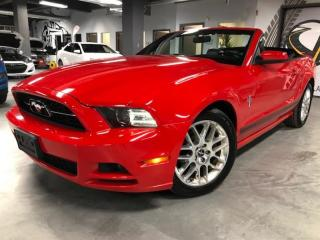 Used 2014 Ford Mustang Premium V6 for sale in Montreal, QC