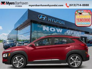 New 2020 Hyundai KONA 1.6T Trend AWD  - Trendy Exterior - $177 B/W for sale in Nepean, ON