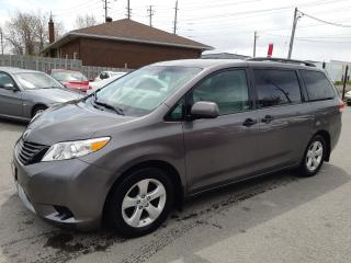 Used 2014 Toyota Sienna LE, 7 PASS, CERTIFIED, 139 KM for sale in Ottawa, ON