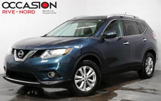 Used 2014 Nissan Rogue SV MAGS+CAM.RECUL+SIEGES.CHAUFFANTS for sale in Boisbriand, QC