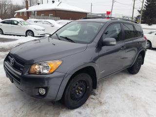 Used 2009 Toyota RAV4 Sport, Leather, Sunroof, Backup Camera, Bluetooth for sale in Ottawa, ON