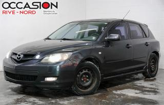 Used 2007 Mazda MAZDA3 Sport Cuir-toit+++ for sale in Boisbriand, QC