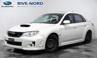 Used 2012 Subaru Impreza WRX WRX 4x4 CUIR-TOIT+++ for sale in Boisbriand, QC