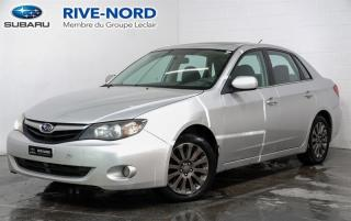 Used 2011 Subaru Impreza Touring TOIT.OUVRANT+MAGS+BLUETOOTH for sale in Boisbriand, QC