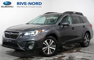 Used 2018 Subaru Outback Limited EyeSight NAVI+CUIR+TOIT.OUVRANT for sale in Boisbriand, QC