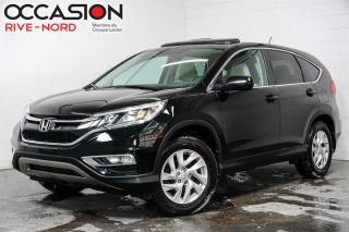 Used 2016 Honda CR-V EX-L AWD CUIR+TOIT.OUVRANT+MAGS for sale in Boisbriand, QC
