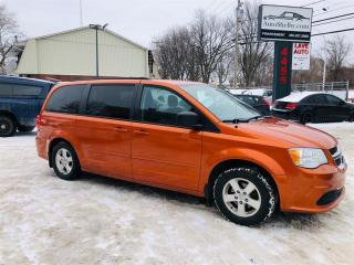 Used 2011 Dodge Grand Caravan 7 Passagers-Stow&Go-Air-Bluetooth-Jamais Accidenté for sale in Laval, QC