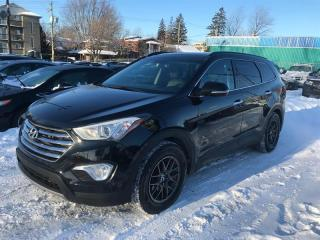 Used 2014 Hyundai Santa Fe XL Limited-AWD-7 Passagers-Cuir-Toit-Camera-Navi for sale in Laval, QC