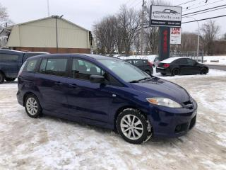 Used 2007 Mazda MAZDA5 7 Passagers-Air-Mags-Groupe Electrique for sale in Laval, QC