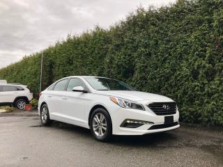 Used 2017 Hyundai Sonata 2.4L GL + HEATED FRONT SEATS + BACK-UP CAMERA + NO EXTRA DEALER FEES for sale in Surrey, BC