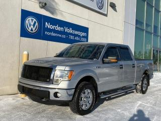 Used 2011 Ford F-150 XTR Crew Cab 4x4 for sale in Edmonton, AB