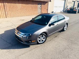 Used 2012 Ford Fusion SE | LIKE NEW | LOW KMS | CERTIFIED for sale in Burlington, ON