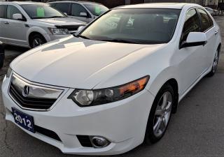 Used 2012 Acura TSX Premium Pkg for sale in Hamilton, ON
