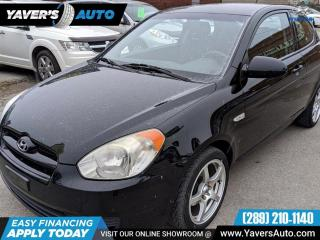 Used 2009 Hyundai Accent Man GL for sale in Hamilton, ON