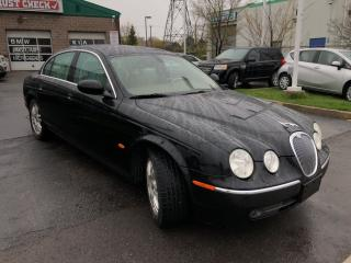 Used 2005 Jaguar S-Type 3.0 for sale in Burlington, ON