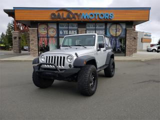 Used 2008 Jeep Wrangler X - Leather Interior, After Market Wheels, Lift Kit for sale in Victoria, BC