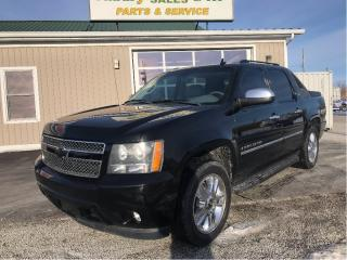 Used 2009 Chevrolet Avalanche 1500 LTZ for sale in Tilbury, ON