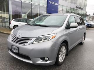 Used 2017 Toyota Sienna XLE 7 Passenger Local Car One Owner No Accident Cl for sale in Surrey, BC