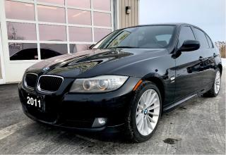 Used 2011 BMW 3 Series 328i xDrive for sale in Tilbury, ON