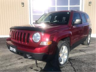 Used 2016 Jeep Patriot SPORT for sale in Tilbury, ON