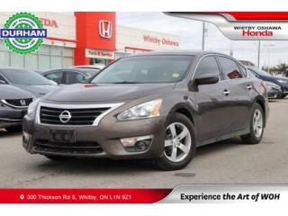 Used 2013 Nissan Altima 4DR SDN V6 CVT 3.5 SL for sale in Whitby, ON