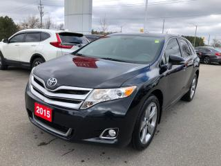 Used 2015 Toyota Venza V6 DUAL CLIMATE ZONES | FOG LIGHTS | HEATED MIRRORS for sale in Cambridge, ON