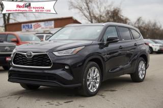 New 2020 Toyota Highlander LIMITED  for sale in Hamilton, ON