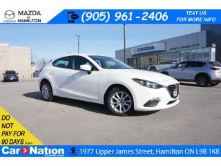 Used 2016 Mazda MAZDA3 GS | SUNROOF | REAR CAM | HEATED SEATS | ALLOYS for sale in Hamilton, ON