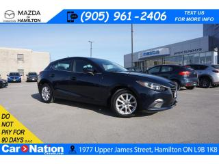 Used 2016 Mazda MAZDA3 GS | REAR-CAM | HEATED SEATS | ALLOYS | BLUETOOTH for sale in Hamilton, ON